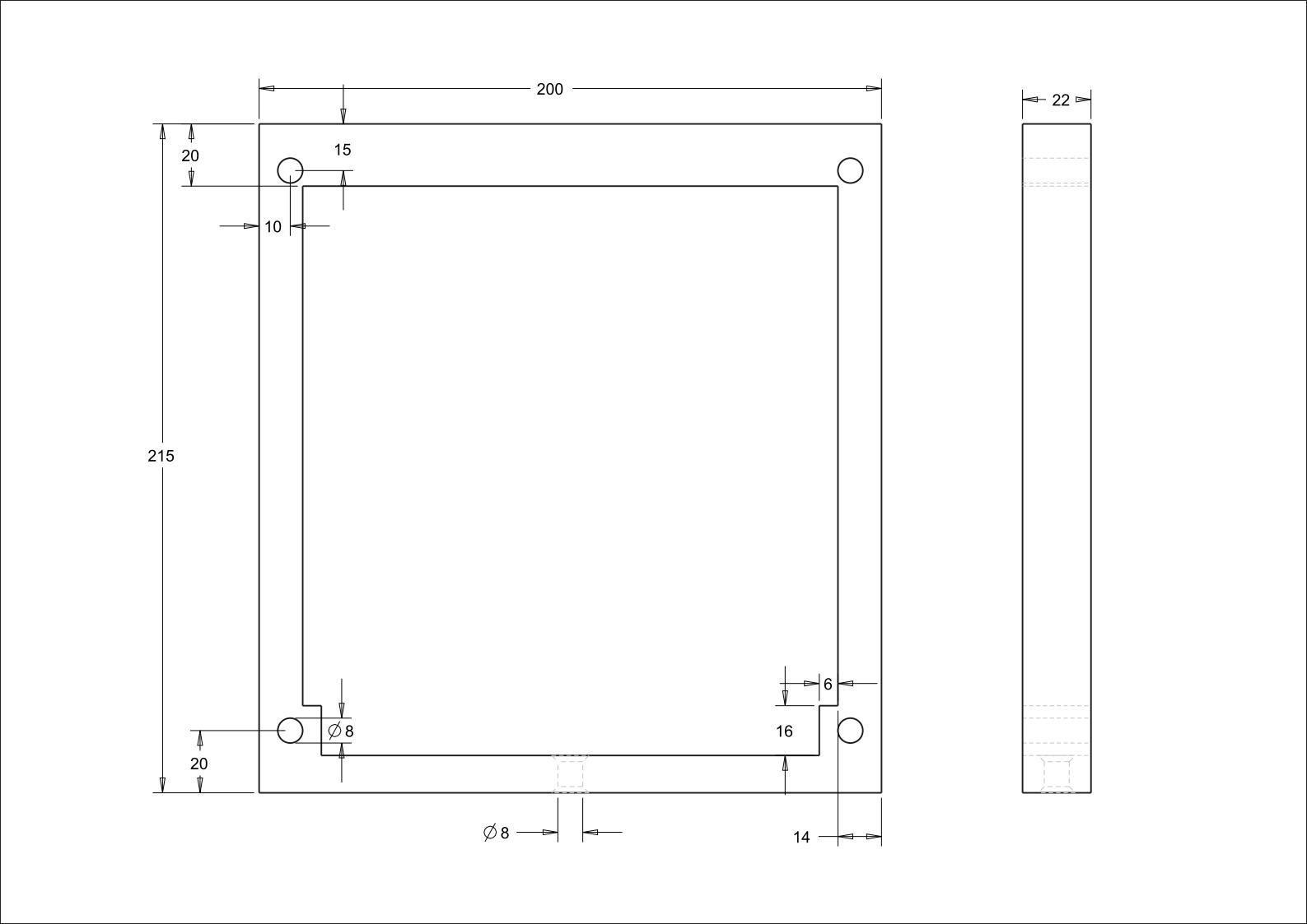Schön 22 X 16 Rahmen Bilder - Bilderrahmen Ideen - szurop.info
